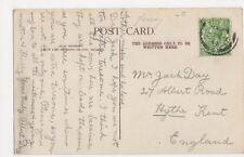 Mr. Jack Day, 27 Albert Road, Hythe, Kent 1914 Postcard, B275