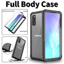 360° Full Front + Back Case Cover For Samsung Galaxy S20 Ultra S10 S9 S8 Note 10