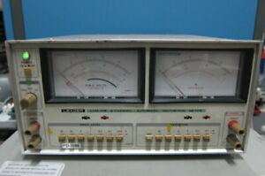 Leader LDM-178 2-Channel Automatic Distortion Meter