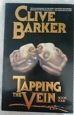 "Eclipse Books Clive Barker ""Tapping The Vein Book 4 1990 VG"