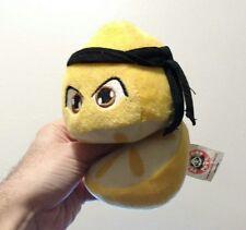 "6"" Fruit Ninja Plush Lemon Video Game Toy Stuffed Animal Doll"