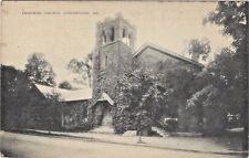 1940s postcard- Emmanuel Church, Chestertown, Md