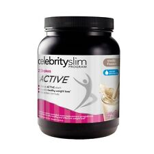 Celebrity Slim Active (Rapid) Shake 840g - Vanilla (NEW Flavour)