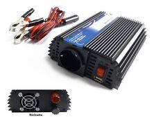 Wechselrichter Spannungswandler 12V  220 / 230 Volt 600 Watt + 5V USB Anschluß