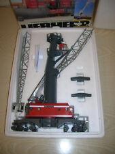 CONRAD Modell - Liebherr Kran harbour crane Hafenkran - in 1:100 in Box