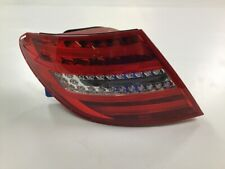 A2049060403 Tail Light Rear Light Left Mercedes-Benz Coupe (C204) C 2