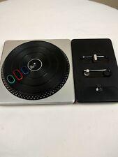 DJ Hero 2 (Xbox 360, 2010)  Turntable Works Great Ships Fast