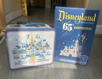 Disneyland 65th Anniversary Funko Lunch Box & 2XL T-Shirt Bundle Limited Edition
