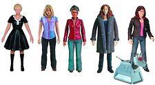 Doctor Who Companion Set of 6 figures (Donna Rose Astrid Martha Sarah Jane K-9)