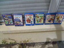 Mattel Intellivision inteligent video games lot of 5   2 brand new/ swrink wrap