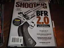 SHOOTING  magazine  october 2017  Sig Sauer 240-GR.  V-Crown JHP .44 magnum C-3