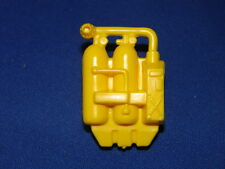 1984 Blowtorch Backpack Part Great Shape Vintage Weapon/Accessory GI Joe