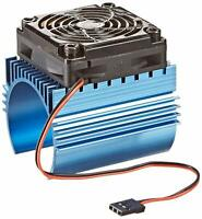 Hobbywing C4 5V Ezrun Cooling Fan & 44 x 65mm Motor Heat Sink System For 1/8 Car