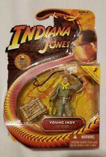 Indiana Jones Last Crusade Young Indy Action Figure Nib