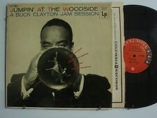 BUCK CLAYTON Jam Session Jumpin' At The Woodside JAZZ LP COLUMBIA CL701 6 eye DG