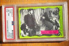 1969 Dark Shadows Trading Card #53 Judith Psa 8 Nm-Mt Green Set Tv Show Dracula
