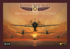 Warlord Games Blood Red Skies MITSUBISHI A6-m5 Zero Squadron Expansion