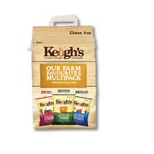 Keogh`s Farm Favourites 6 Pack Chili & Pepper Cheese & Onion Salt & Vinegar