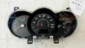2011-2013 KIA Sorento 2.4L AT Automatic FWD Speedometer Instrument Gauge Cluster