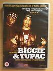 Biggie E TUPAC ~2002 Nick Broomfield DOCUMENTARIO 2PAC HIP HOP UK DVD