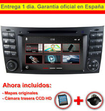 DYNAVIN N7-MBE GPS, MANOS LIBRES PARROT, USB, SD, MIRROR LINK... W211, W219