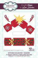 Creative Expressions by Lisa Horton - Stitched Cracker Craft Die - CEDLH1043
