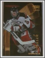 Dominik Hasek Pinnacle Zenith 1996-97  NHL Card #15 Buffalo Sabres