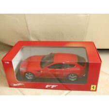 2011 Ferrari FF Four Rojo 1 18 Hot Wheels X5524