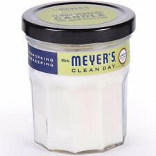 Mrs. Meyers Scented Soy Candle, Lemon Verbena 4.9 oz