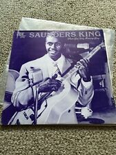 Saunders King What's The Story Morning Glory Vinyl Blues Boy BB303