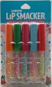 Lip Smacker Liquid Gloss Friendship Pack, 5 Count