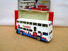 SM TUF-TOYS Hong Kong No.S 8101 Leyland Jumbo Bus. THAMES - Rare - Boxed