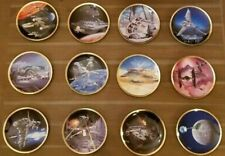 Star Wars Hamilton Collection Space Vehicles Plates - (12 total)