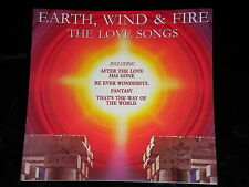 Earth, Wind & Fire : The Love Songs - CD Album - (1995) - 16 Greatest Hits