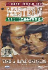 Dvd **VAMOS A MATAR COMPANEROS** di S.Corbicci con Franco Nero Tomas Milian 1970