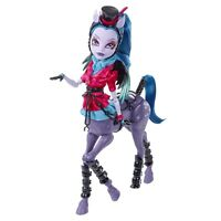 Monster High Freaky Fusion Hybrids Avea Trotter Hybrid of a Centaur and a Harpy