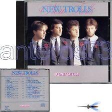 NEW TROLLS RARO CD OMONIMO 1987 - FABRIZIO DE ANDRE