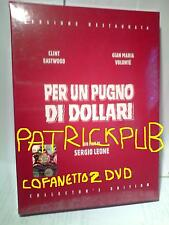 PER UN PUGNO DI DOLLARI DIGIPACK DVD SIGILLATO COLLECTOR'S EDITION NO BLU RAY