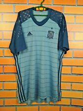 Spain Goalkeeper Jersey 2015 2016 Shirt XL Adidas Football Soccer AI9174