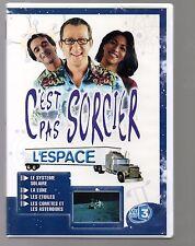 """DVD *C'est pas Sorcier* """"L'Espace"""" - (Occasion Comme Neuf)"""