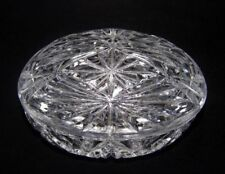 Trinket Dish Pressed Glass