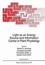 Light as an Energy Source and Information Carrier in Plant Physiology-ExLibrary