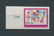 DDR PH 1433 PIONIERE 1968 PHASENDRUCKE ENDPHASE RAND Mi 120.- SCOUTS PROOF d840