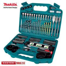 Makita P-67832 101 Piece Drill Bit Screwdriver Accessory Set In Case