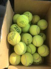 Lot De 70 Balles De Tennis Usagees