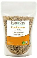Frankincense Resin Incense PEA SIZE Organic Olibanum For Charcoal Burner Bulk