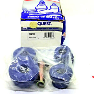 Control Arm Bushing Kit CARQUEST K7294 For '90-'95 Chrysler Dodge Plymouth Below