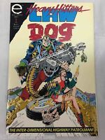 Lawdog #1 Comic Book Epic 1993 - Heavy Hitters