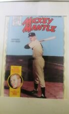 Mickey Mantle [Baseball's Greatest Heroes] #1 (Dec 1991, Magnum Comics)
