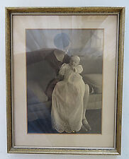 Smith's mother and baby picture frame 1910 tobb